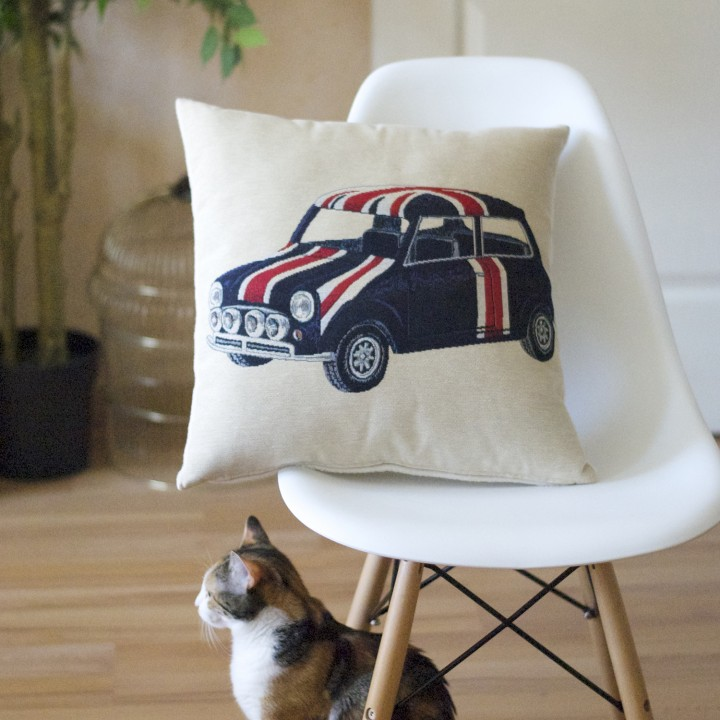 coussin voiture eames