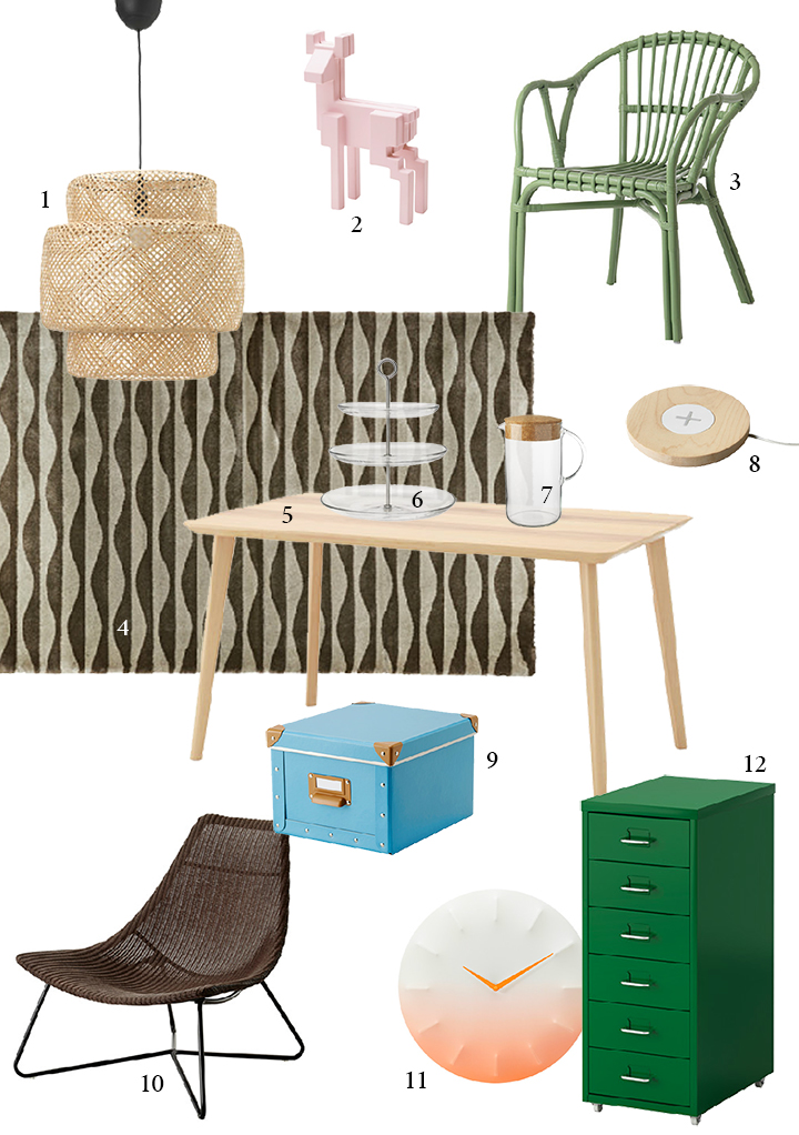 wishlist deco ikea 2016