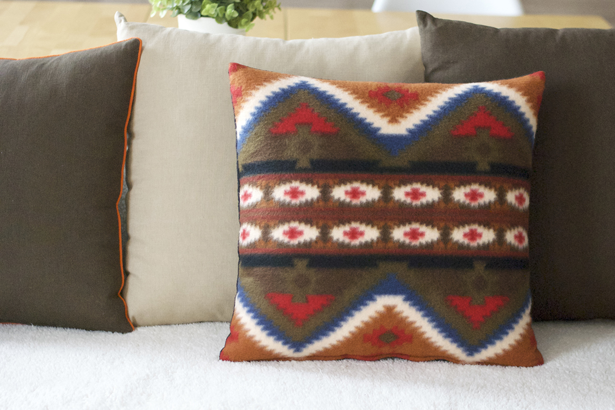 coussin canape bloup mexicain